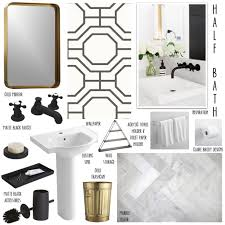 Black Mirror Bathroom The Black Bathroom Faucets Home Design Plan Inside Black Faucets