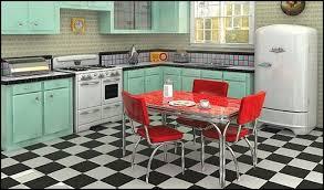 50s kitchen ideas 50s kitchen decor home designs idea