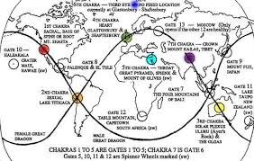 sacral chakra location the location of earth u0027s 7 planetary chakras creativesoul