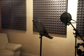 le studio d enregistrement studio novason