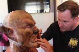 Werewolf Halloween Makeup by Charter Werewolf Legacy Effects Blog