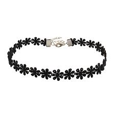 choker necklace black lace images Black lace flower choker necklace fashion jewelry on storenvy jpeg