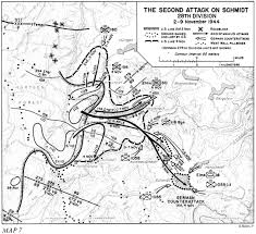 Battle Of The Bulge Map Carte Bulge Map