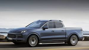 suv porsche would a porsche cayenne suv turned pickup truck surprise anyone