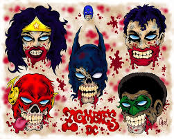 tattoo ideas zombie dc zombies tattoo flash by monsterink tattoos pinterest