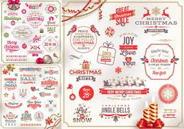 merry christmas theme vector christmas free vector free download