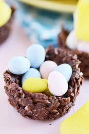 coconut easter eggs chocolate coconut almond easter egg nests something swanky