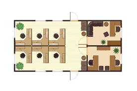 conceptdraw samples building plans u2014 office layout
