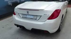 peugeot cabriolet 308 peugeot 308 cc coupé cabriolet 2 0 diesel allure km 0 aziendali e