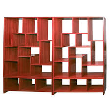 Cherry Wood Bookcases For Sale European Modern Cherry Wood Etagere For Sale At 1stdibs