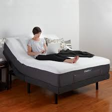 Dual Adjustable Beds Classic Brands Adjustable Comfort Adjustable Bed Base Wireless