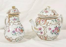 an antique chinese porcelain tea set at 1stdibs