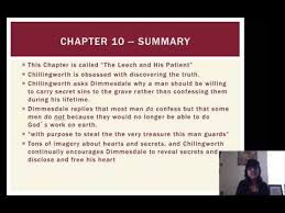 the scarlet letter chapters 1 4 summary and analysis collection of