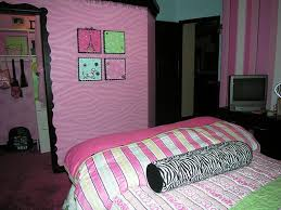 decor 6 zebra room decor ideas pink radial zebra print heart