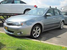 2010 Subaru Impreza Outback Sport Wagon In Sage Green Metallic