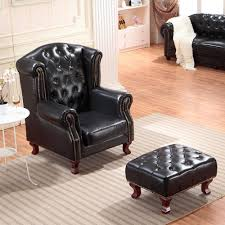 Leather Boss Chair American Country Selling Leather Armchair Continental Leather