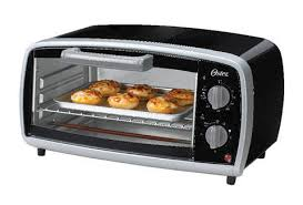 Toaster Oven Temperature Control Oster 4 Slice Toaster Oven Black At Oster Com