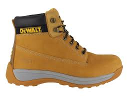 buy safety boots malaysia dewalt apprentice mens safety boots steel toe cap ebay