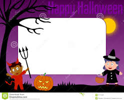 halloween frame clipart photo frame halloween 4 stock photography image 5771402
