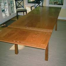 hand crafted u0027dutch pull out u0027 dining table by joseph murphy