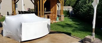 Shrink Wrap Patio Furniture Shrink Wrap Anything Toms River Jersey Shore Shrink Wrap