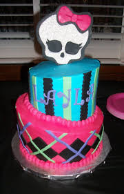 Halloween Birthday Cakes Pictures by 159 Best Monster High Party Ideas Images On Pinterest Monster