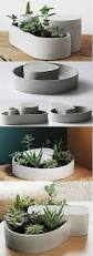 Cute Flower Pots by Best 20 Flower Pots Ideas On Pinterest Potted Plants Deck