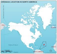 south america map equator grenada location map in america grenada location in