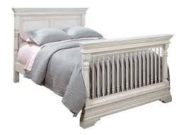 kerrigan convertible crib in rustic white specialty baby