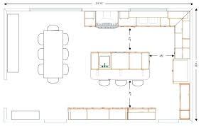 island kitchen plans open kitchen floor plans with island kitchen awesome open floor plan