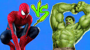 hulk ironman cartoons finger family rhymes spiderman venom