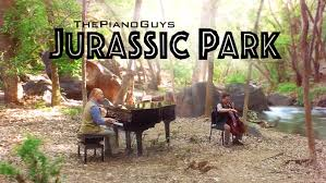 the piano guys debut music video u0027jurassic world sonata u0027 axs