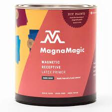 Wall Paints Magnamagic Magnetic Receptive Wall Paint One Quart Spray