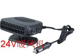 automotive heater defroster fan peak pkcoj5 160 watt heater defroster car fan new 24v dc ceramic car