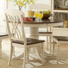 kitchen table modern round sets kitchen table alluring white round wooden and chairs