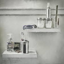 Open Bathroom Shelves 10 Tips For Organizing Open Bathroom Shelves Hometalk