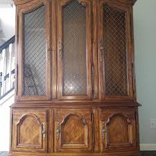 Drexel Heritage China Cabinet Best New And Used Furniture Near Champaign Il