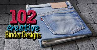 Incredibly Cool Binder Design Ideas