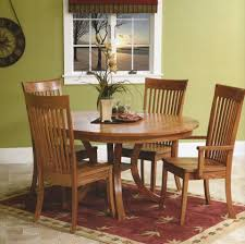 transitional dining room tables amish crafted transitional dining