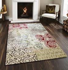 Large Modern Rugs Coastal Rugs Best Way To Clean A Rug By