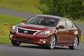 nissan hybrid sedan 2013 nissan altima all new sedan earns 38 mpg new on wheels