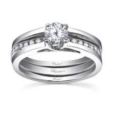 interlocking engagement ring wedding band three bands god husband if god is not the center of the