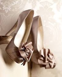 wedding shoes daily monochromatic wedding shoes taupe and board