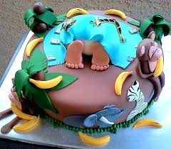 jungle theme baby shower cake jungle themed baby shower ideas baby shower gift ideas