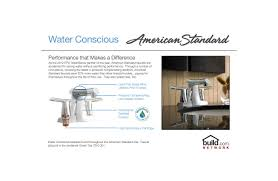 Watersense Kitchen Faucet by American Standard Faucet American Standard Shower Fixtures