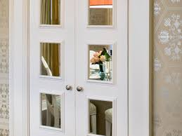 Do It Yourself Closet Doors Bedroom The Best Shaker Panel And Mirror Door Oak Sliding