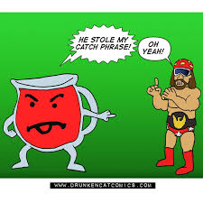 Kool Aid Oh Yeah Meme - coolest kool aid man vs macho man daily shot ics pinterest