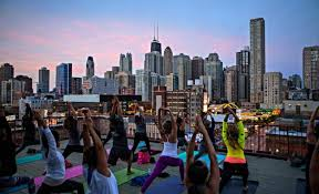 top 7 spots for rooftop yoga this summer urbanmatter