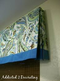 Board Mounted Valance Ideas Tailored Valance Tutorial This Is A Good One Also Includes A Link