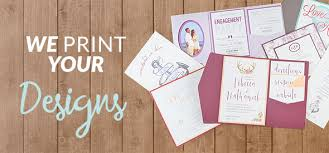 cards and pockets print your own designs